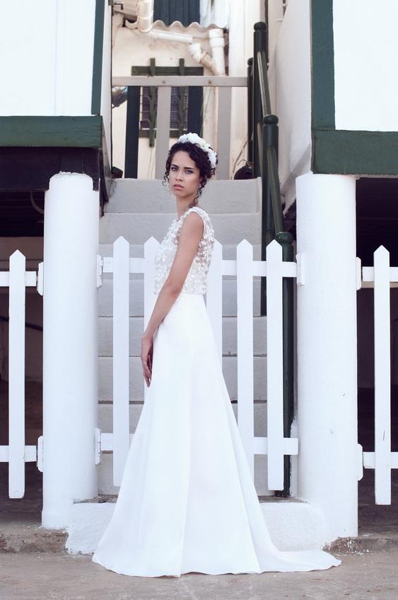 Vestidos novia para casarse en la playa